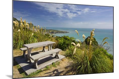 Paparoa Coast, Bank, West Coast, South Island, New Zealand-Rainer Mirau-Mounted Photographic Print
