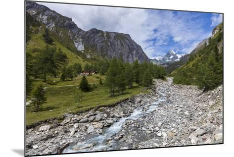 Austria, East Tyrol, High Tauern National Park, Gro§glockner (Mountain-Gerhard Wild-Mounted Photographic Print