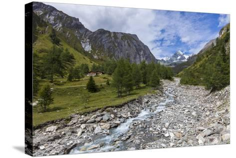 Austria, East Tyrol, High Tauern National Park, Gro§glockner (Mountain-Gerhard Wild-Stretched Canvas Print