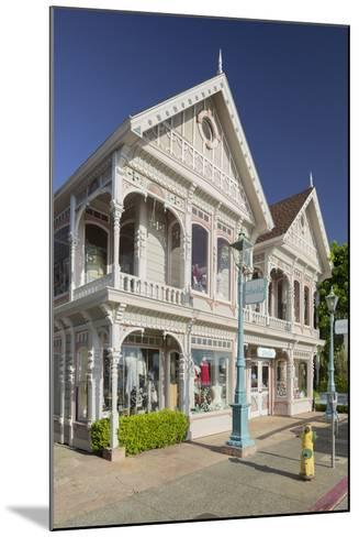House in Sausalito, Richardson Bay, San Francisco, California, Usa-Rainer Mirau-Mounted Photographic Print