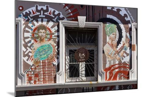 South Africa, Cape Town, Facade-Catharina Lux-Mounted Photographic Print