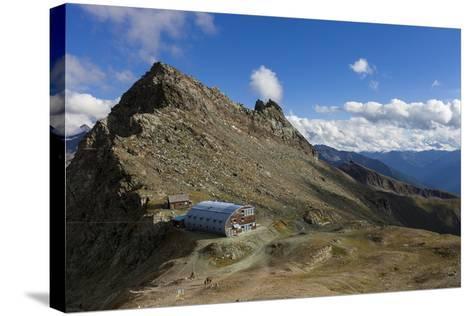 Austria, East Tyrol, High Tauern National Park, Gro§glockner, StŸdlhŸtte-Gerhard Wild-Stretched Canvas Print