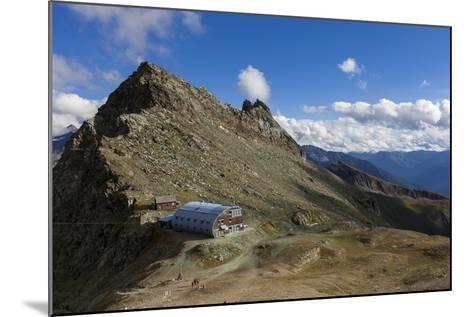 Austria, East Tyrol, High Tauern National Park, Gro§glockner, StŸdlhŸtte-Gerhard Wild-Mounted Photographic Print