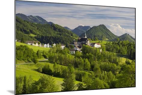 Maria Neustift, Foothills of the Alps, Upper Austria, Austria-Rainer Mirau-Mounted Photographic Print