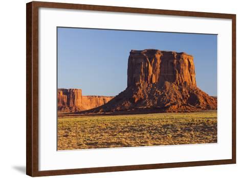Monument Valley, Navajo Tribal Park, Arizona, Usa-Rainer Mirau-Framed Art Print