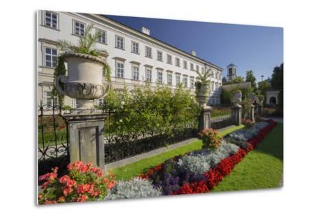 Mirabell Palace, Salzburg, Austria-Rainer Mirau-Metal Print