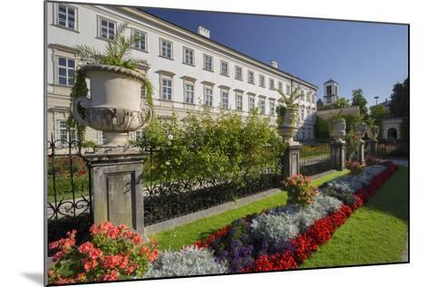 Mirabell Palace, Salzburg, Austria-Rainer Mirau-Mounted Photographic Print