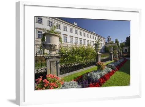 Mirabell Palace, Salzburg, Austria-Rainer Mirau-Framed Art Print