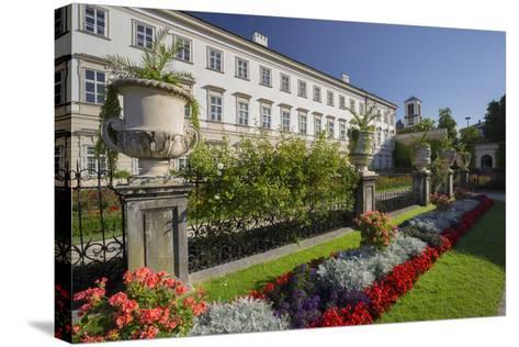 Mirabell Palace, Salzburg, Austria-Rainer Mirau-Stretched Canvas Print