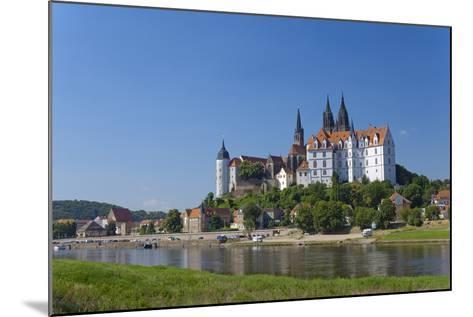 Europe, Germany, Saxony, the Elbe River, Meissen-Chris Seba-Mounted Photographic Print