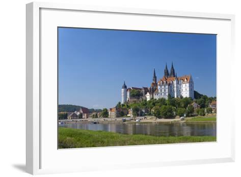 Europe, Germany, Saxony, the Elbe River, Meissen-Chris Seba-Framed Art Print