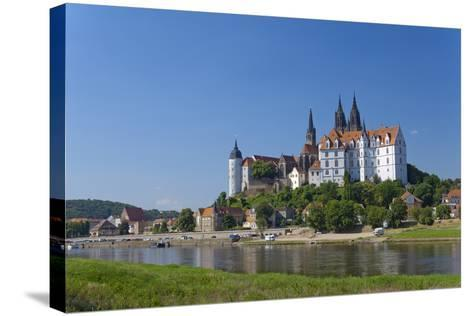 Europe, Germany, Saxony, the Elbe River, Meissen-Chris Seba-Stretched Canvas Print
