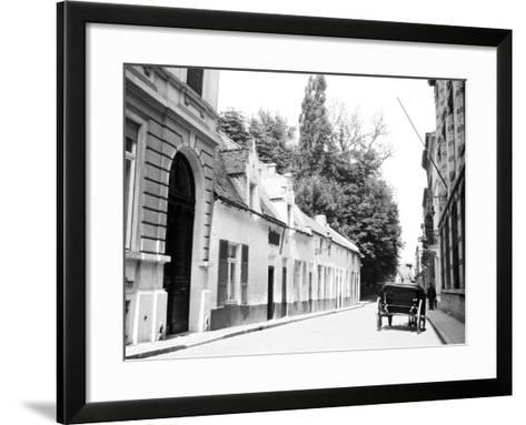 Louvain, Belgium, 1925-Edward Hungerford-Framed Art Print