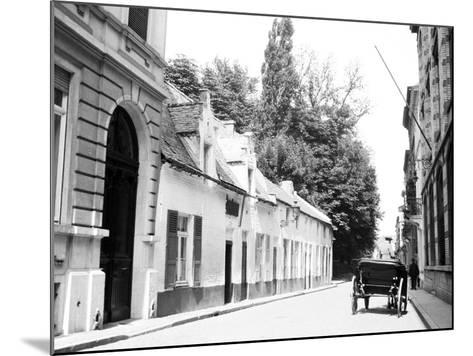 Louvain, Belgium, 1925-Edward Hungerford-Mounted Photographic Print