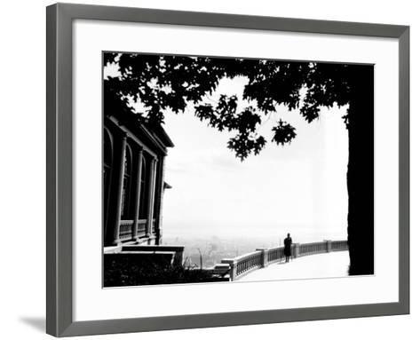 Montreal, Canada, 1927-Edward Hungerford-Framed Art Print