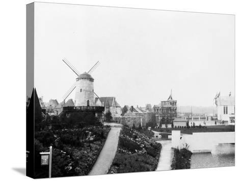Antwerp, Belgium, 1930-Edward Hungerford-Stretched Canvas Print