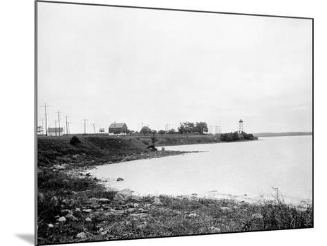 Prescott, Ontario, Canada-Edward Hungerford-Mounted Photographic Print