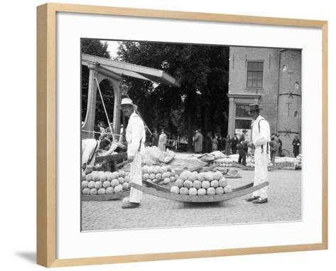 Alkmaar, Holland 1925-Edward Hungerford-Framed Art Print