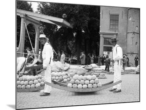 Alkmaar, Holland 1925-Edward Hungerford-Mounted Photographic Print