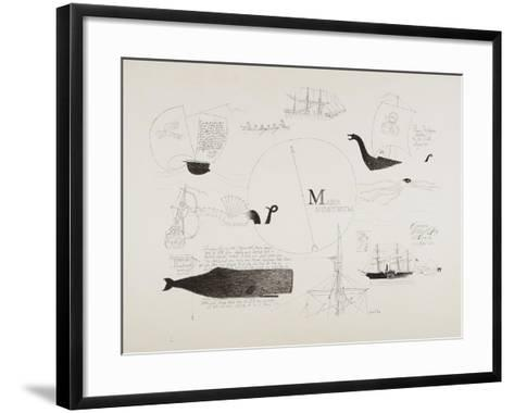Mare Nostrum-Claus Hoie-Framed Art Print
