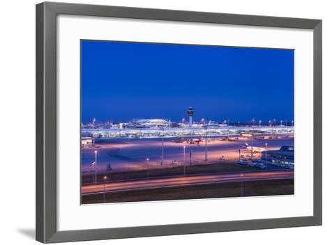 Germany, Bavaria, Upper Bavaria, Metropolregion Munich, Munich-Udo Siebig-Framed Art Print