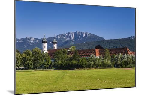 Germany, Bavaria, Upper Bavaria, T?lzer Land, Benediktbeuern-Udo Siebig-Mounted Photographic Print