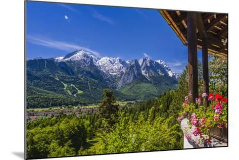 Germany, Bavaria, Upper Bavaria, Werdenfelser Land, Zugspitz Region-Udo Siebig-Mounted Photographic Print