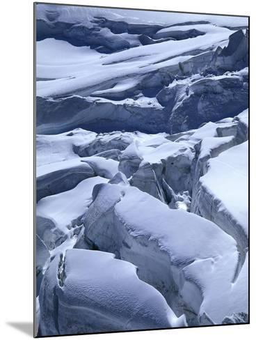 Icefall-Thonig-Mounted Photographic Print