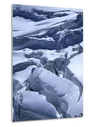 Icefall-Thonig-Metal Print