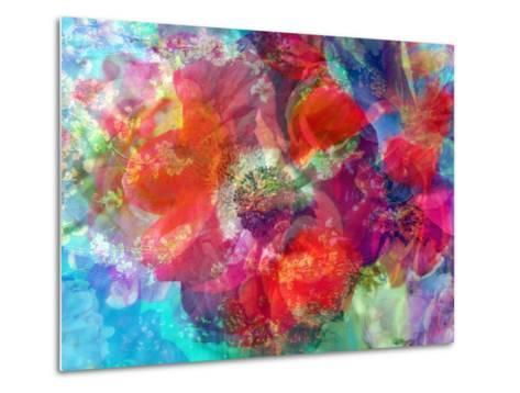 A Floral Montage-Alaya Gadeh-Metal Print