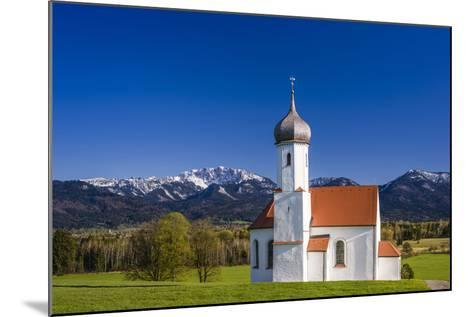 Germany, Bavaria, Upper Bavaria, Pfaffenwinkel, Penzberg-Udo Siebig-Mounted Photographic Print