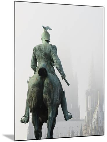 Germany, North Rhine-Westphalia, HohenzollernbrŸcke-Andreas Keil-Mounted Photographic Print