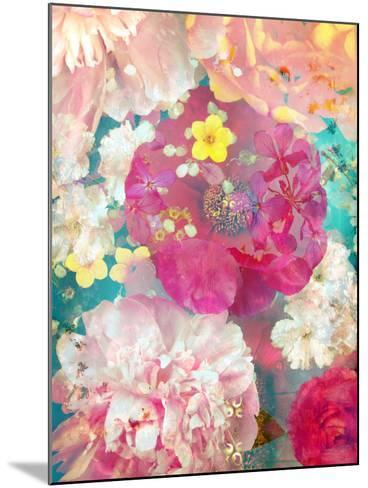 Composing of Blossoms-Alaya Gadeh-Mounted Photographic Print