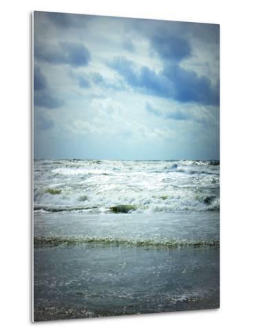 North Sea Beach Netherlands-Alaya Gadeh-Metal Print