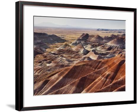 Painted Desert, Winslow, Arizona, Usa-Rainer Mirau-Framed Art Print