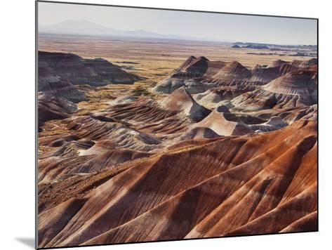 Painted Desert, Winslow, Arizona, Usa-Rainer Mirau-Mounted Photographic Print