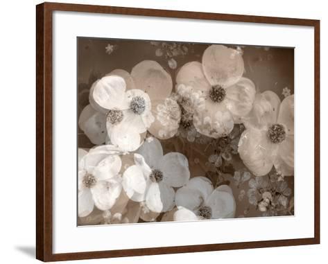 Floral Montage-Alaya Gadeh-Framed Art Print