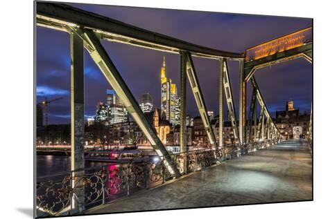 Frankfurt on the Main, Hesse-Bernd Wittelsbach-Mounted Photographic Print