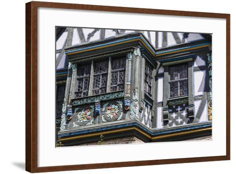 Germany, Hessen, Taunus (Region), German Framework Road, Idstein-Udo Siebig-Framed Art Print