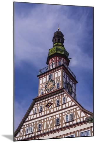 Germany, Baden-Wurttemberg, Metropolregion Stuttgart, Kirchheim Unter Teck, City Hall-Udo Siebig-Mounted Photographic Print