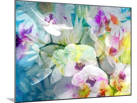 Composition with Flowers-Alaya Gadeh-Mounted Photographic Print
