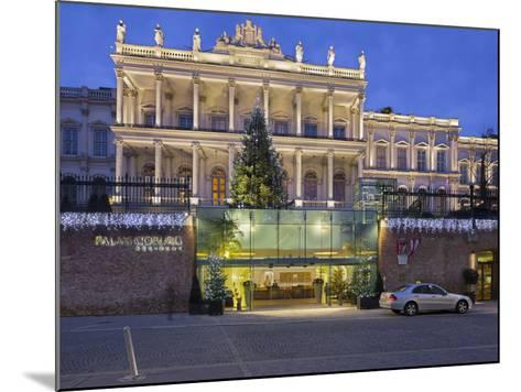 Palais Coburg, Theodor Herzl Square, 1st District, Vienna, Austria-Rainer Mirau-Mounted Photographic Print