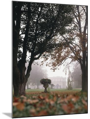 The USA, Rhode Island, Newport, Villa Rosecliff-Thonig-Mounted Photographic Print
