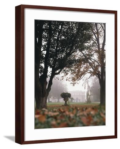 The USA, Rhode Island, Newport, Villa Rosecliff-Thonig-Framed Art Print