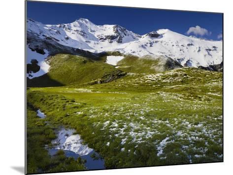 PetersbrŸndl, Glockner Group, Hohe Tauern National Park, Salzburg, Austria-Rainer Mirau-Mounted Photographic Print