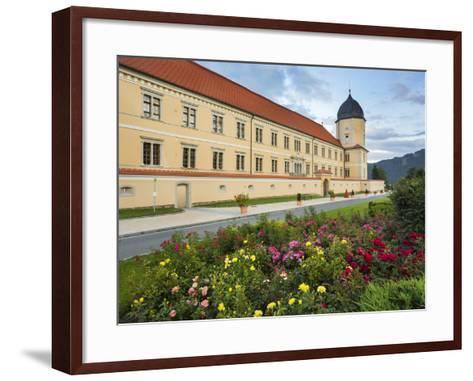 Seckau Abbey, Styria, Austria-Rainer Mirau-Framed Art Print
