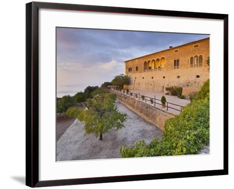 Son Marroig, Cordillera Norte, Majorca, Spain-Rainer Mirau-Framed Art Print