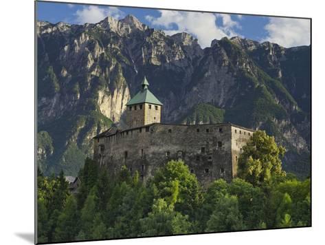 Castello Di Ivano Fracena, Trentino, Italy-Rainer Mirau-Mounted Photographic Print