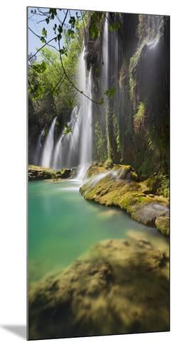 Kursunlu Waterfall, Antalya, Turkey-Rainer Mirau-Mounted Photographic Print
