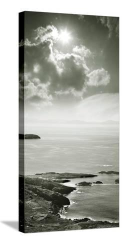 Ring of Kerry- Bluehouseproject-Stretched Canvas Print